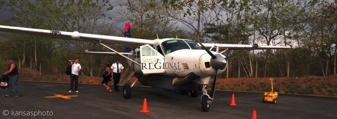 Airport Quepos Puntarenas Costa Rica